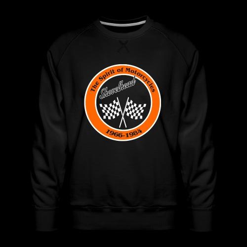 Zielflagge Shovelheat - Männer Premium Pullover