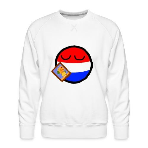 Netherlandsball - Men's Premium Sweatshirt