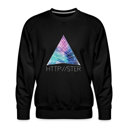 HTTPSTER - Mannen premium sweater