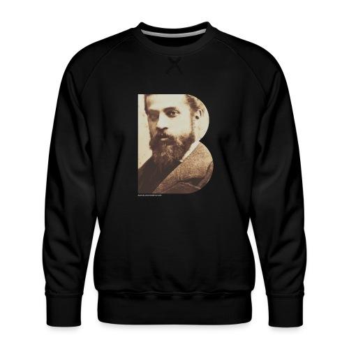 BT_GAUDI_ILLUSTRATOR - Men's Premium Sweatshirt