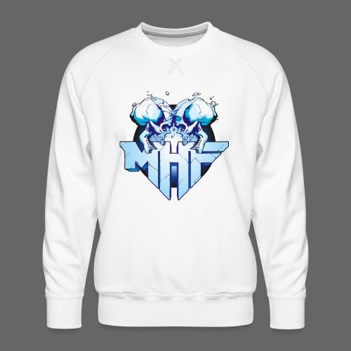 MHF New Logo - Men's Premium Sweatshirt