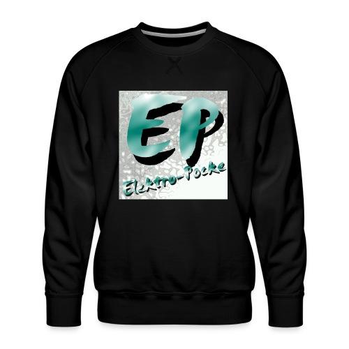 Elektro-Pocke T-Shirt Premium - Männer Premium Pullover