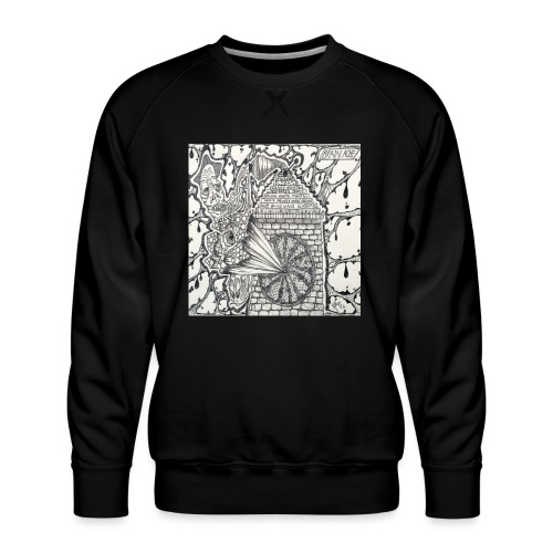 Brain Ache - Men's Premium Sweatshirt
