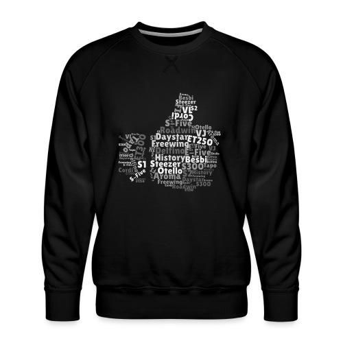 snm-daelim-models-like-g - Männer Premium Pullover