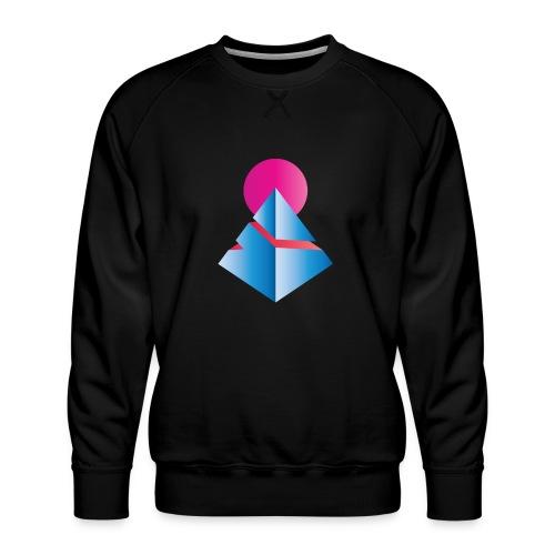 Neo-Pyramid - Männer Premium Pullover