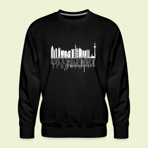 FFM - Frankfurt Skyline - Männer Premium Pullover