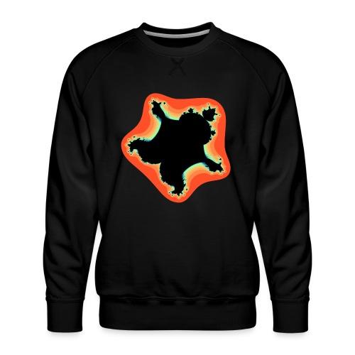 Burn Burn Quintic - Men's Premium Sweatshirt