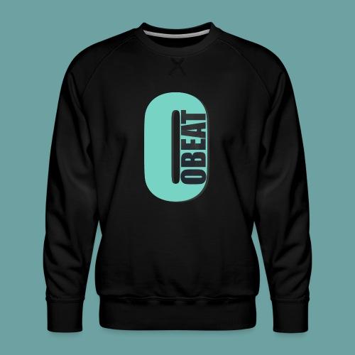 OBeat Logo O - Mannen premium sweater