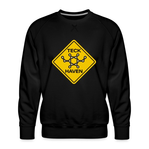 TECK HAVEN - Men's Premium Sweatshirt