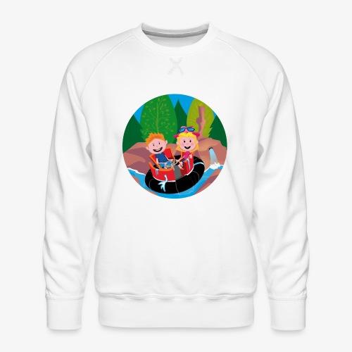 Themepark: Rapids - Mannen premium sweater