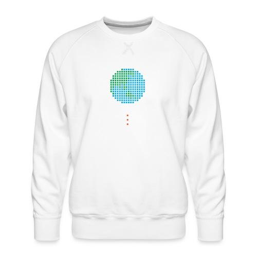 Earth Invaders - Männer Premium Pullover