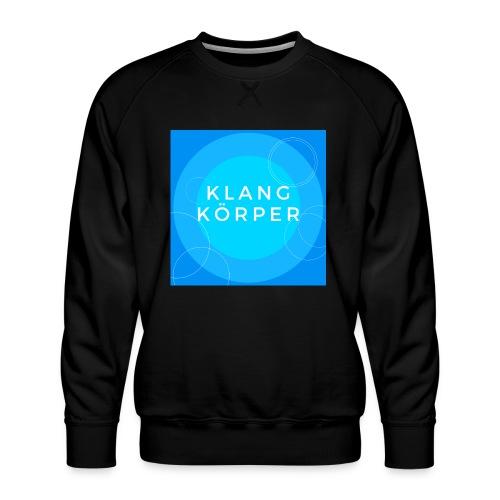 KLANGKÖRPER - Männer Premium Pullover