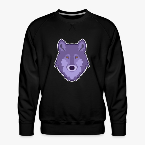 Spirit Wolf - Herre premium sweatshirt