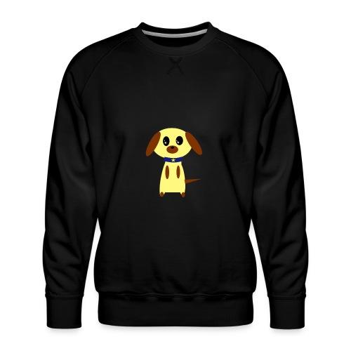 Dog Cute - Männer Premium Pullover