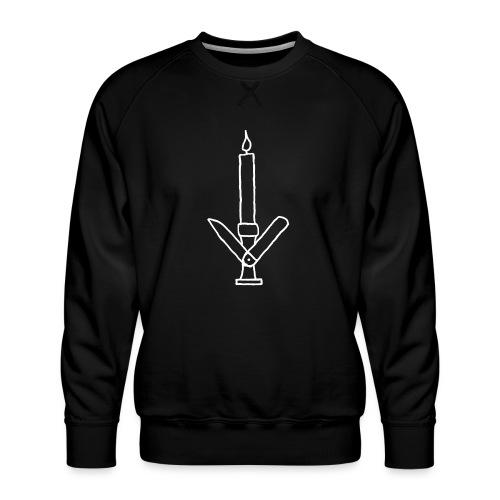 TRANSPAAVengativoTiveriBlackSeriesslHotDesigns.fw - Men's Premium Sweatshirt