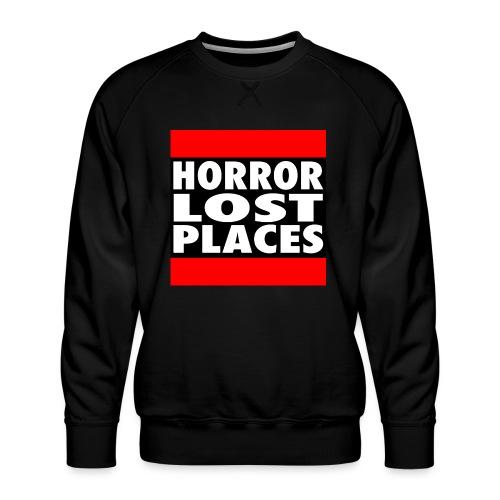 Horror Lost Places - Männer Premium Pullover