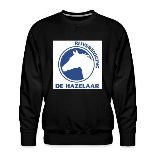 LgHazelaarPantoneReflexBl - Mannen premium sweater