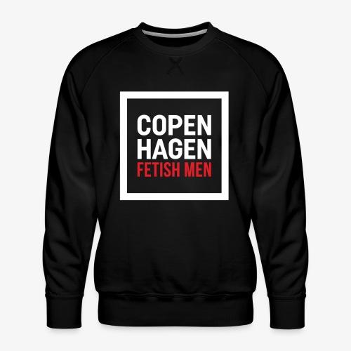 CFM Big Logo - Herre premium sweatshirt