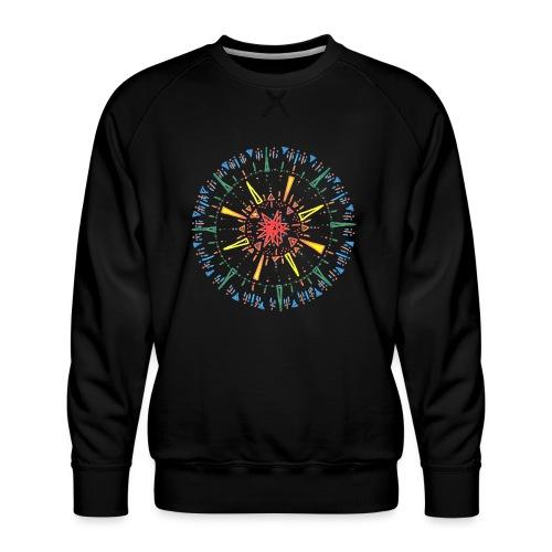 Attention - Men's Premium Sweatshirt