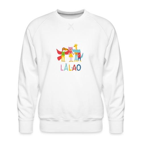 Lalao friends - Felpa premium da uomo