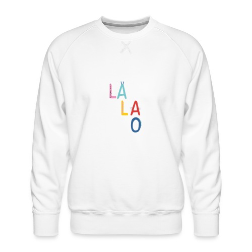 Lalao - Felpa premium da uomo