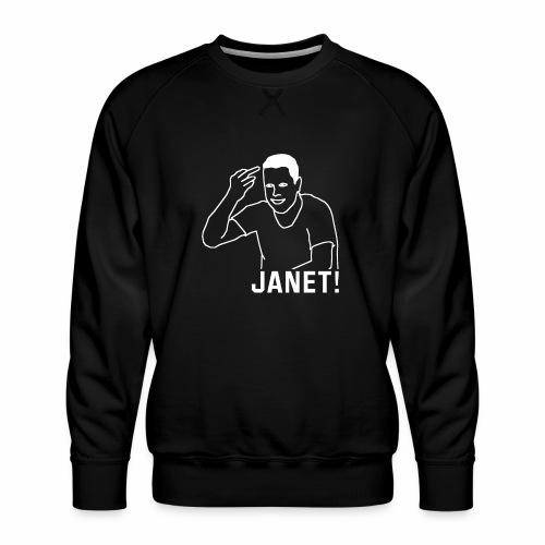 Frank The Tank - Mannen premium sweater