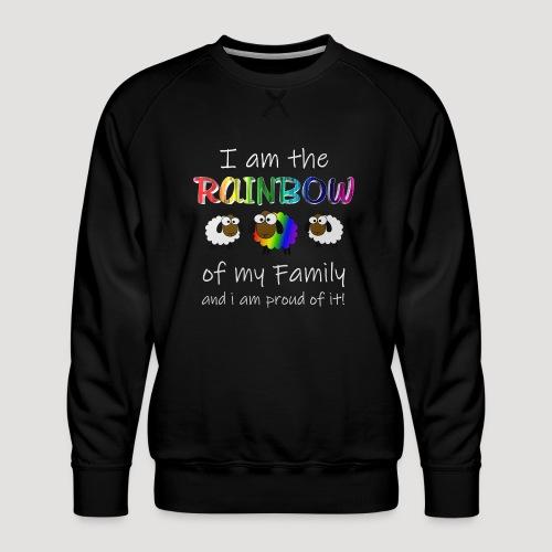 Rainbow Sheep - Männer Premium Pullover