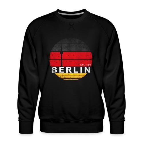 BERLIN, Germany, Deutschland - Men's Premium Sweatshirt