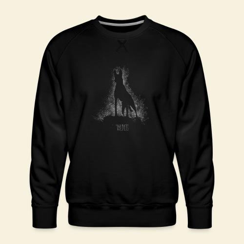 Malinois - Männer Premium Pullover