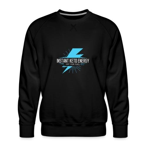 instantketoenergy - Männer Premium Pullover