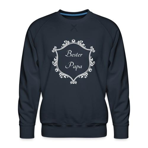 Bester Papa - Männer Premium Pullover