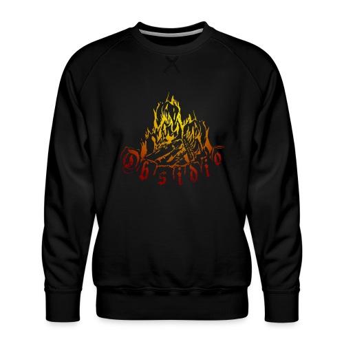 Obsidio Feuer - Männer Premium Pullover