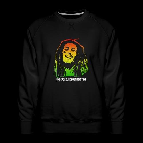 King of Reggae - Männer Premium Pullover