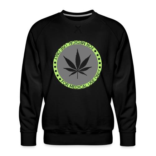 WEED2 - Männer Premium Pullover