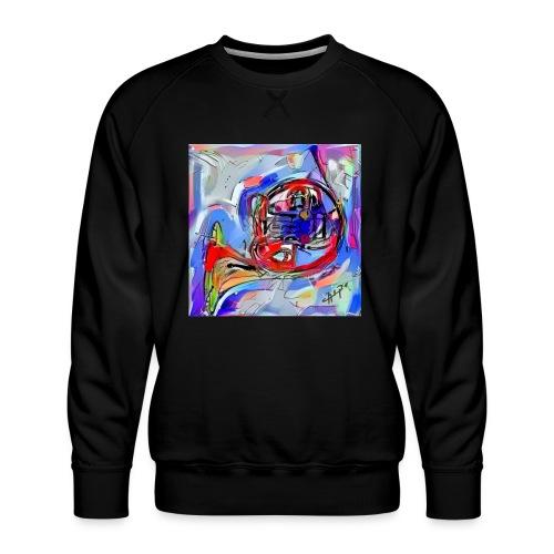 cornoarte1 - Mannen premium sweater