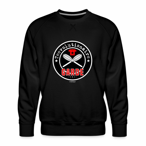 Teevolutionaire garde - Mannen premium sweater