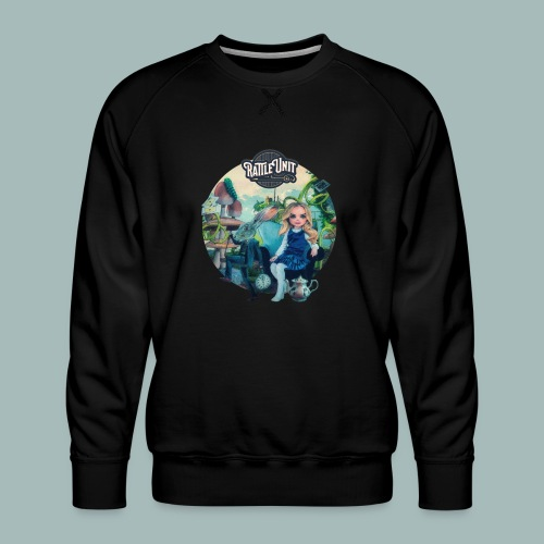 Letting Go Merch - Mannen premium sweater