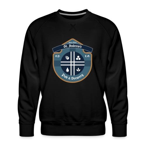 St Andrews T-Shirt - Felpa premium da uomo