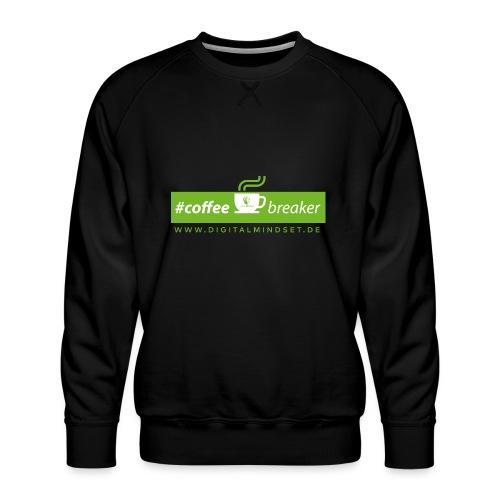 #coffeebreaker - Männer Premium Pullover