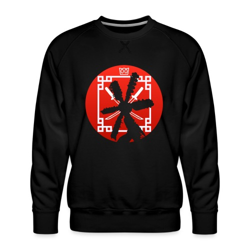 Samurai - Men's Premium Sweatshirt