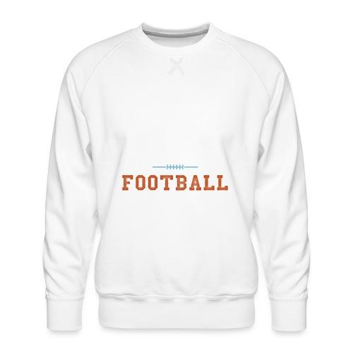 4 Seasons - American Football - Männer Premium Pullover