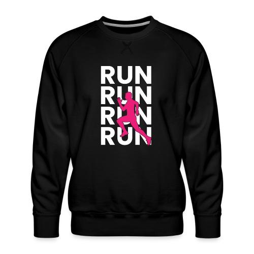 RUN - Männer Premium Pullover
