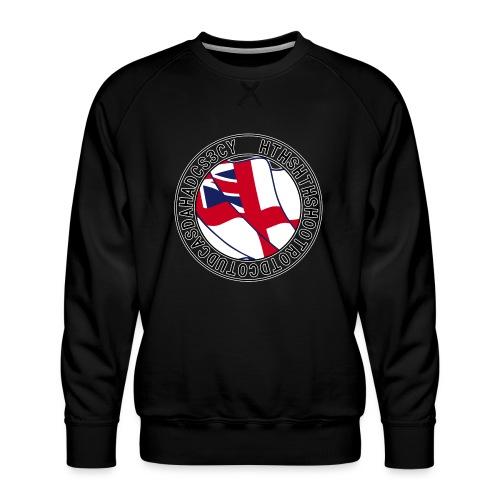 Hands to Harbour Stations (DC) - Men's Premium Sweatshirt