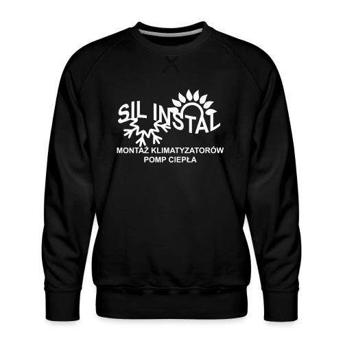 sil instal - Bluza męska Premium