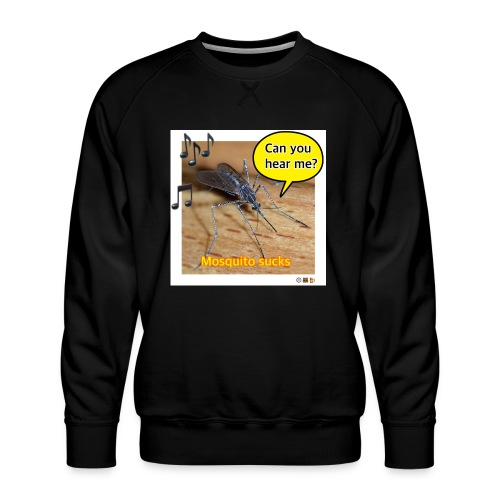 Mosquito.eth, can you hear me? - Männer Premium Pullover