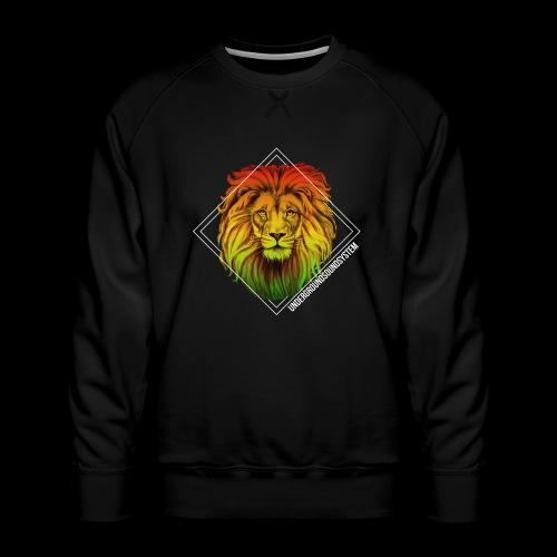 LION HEAD - UNDERGROUNDSOUNDSYSTEM - Männer Premium Pullover