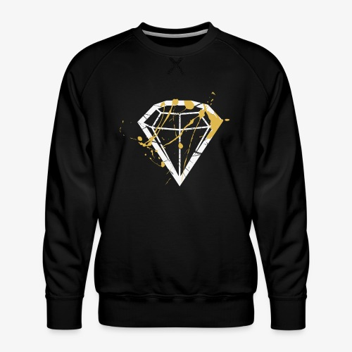 Blood Diamond_big - Männer Premium Pullover