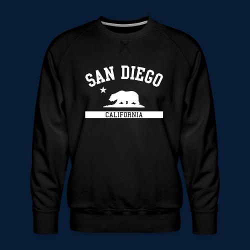 San Diego - Männer Premium Pullover