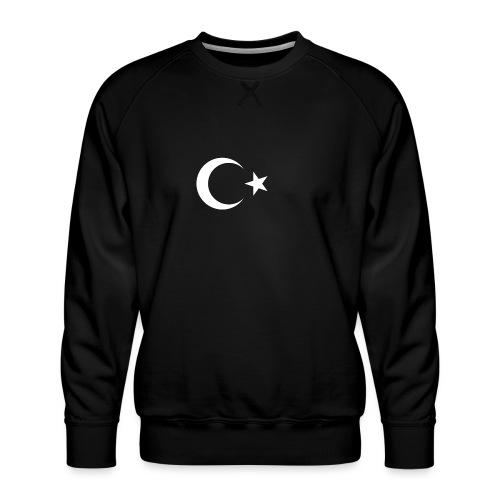 Turquie - Sweat ras-du-cou Premium Homme