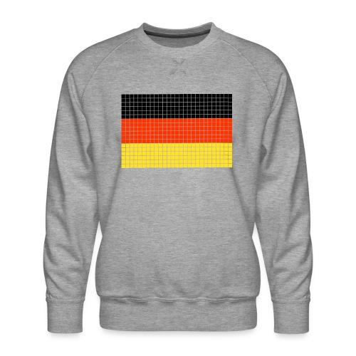 german flag.png - Felpa premium da uomo